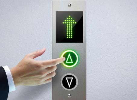 O uso correto do elevador