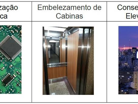 VISTORIA EM ELEVADORES