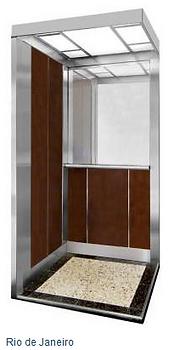 Embelezamento de elevador