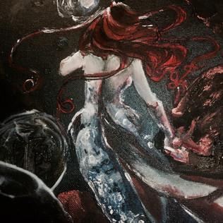 Mermaid of the Deep