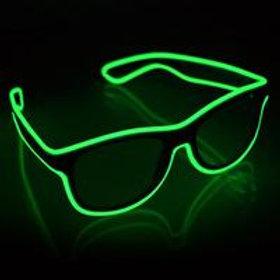 GlowUP Laser Shades - Green