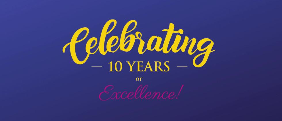 10yr Celebration Promo