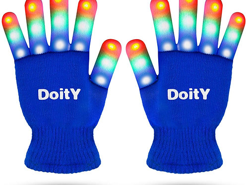 DoitY Glow Gloves