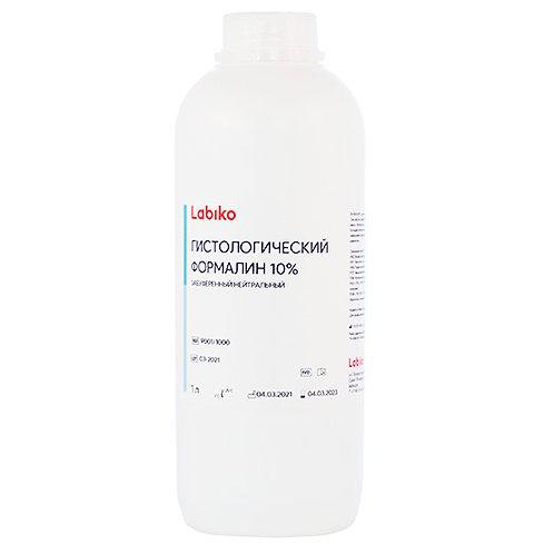 Формалин забуференный нейтральный 10% - 1л