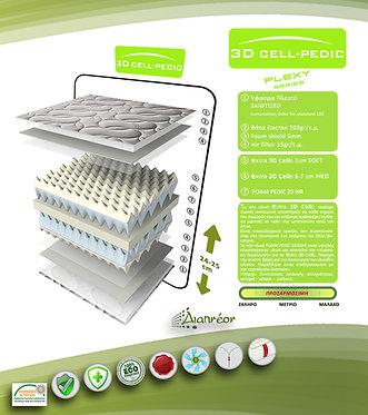 Στρώμα 3D CELL-PEDIC