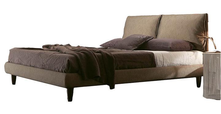 Χειροποίητο ντυμένο κρεβάτι Αφροδίτη
