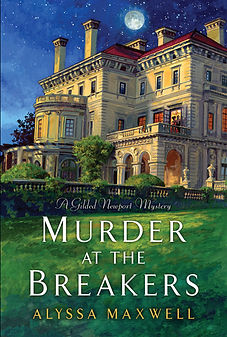 Alyssa Maxwell, The Gilded Newport Mysteries