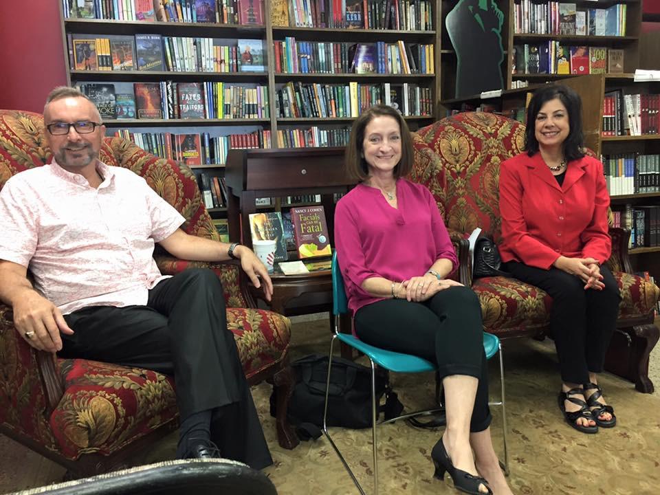 V.S Alexander; Alyssa Maxwell; Nancy J. Cohen
