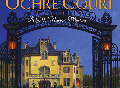 Excerpt: Murder at Ochre Court