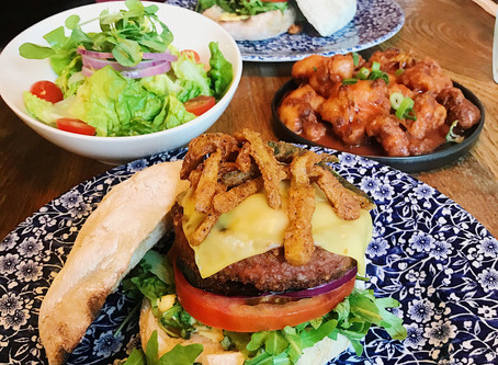 Hache Burgers - Various Locations