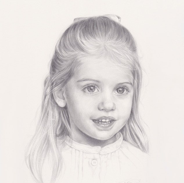 10 x 12' Pencil on Arches paper
