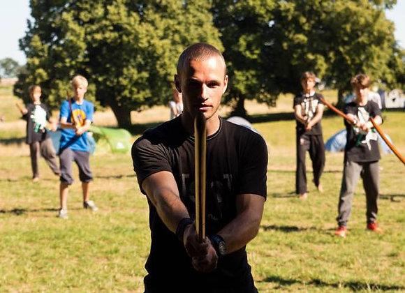 TrEWoNa Kung Fu Camp