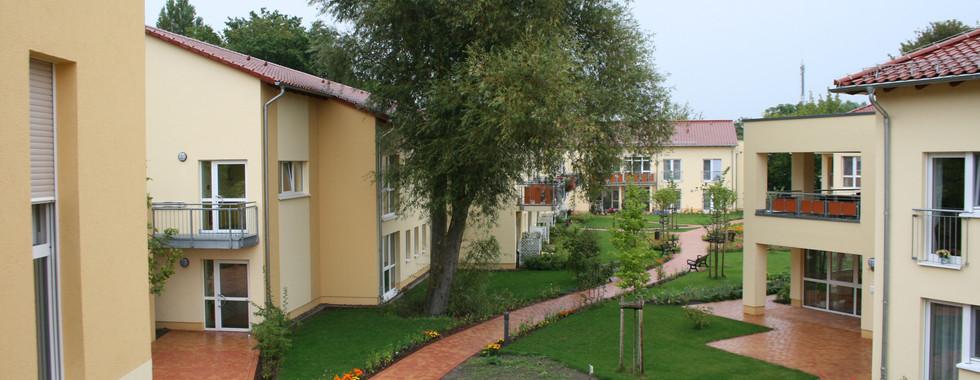 """Senioren- und Betreuungszentrum """"Am Schwanenteich"""" in Stendal"""
