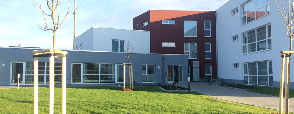 Altenpflegeheim der 4. Generation in Gröningen