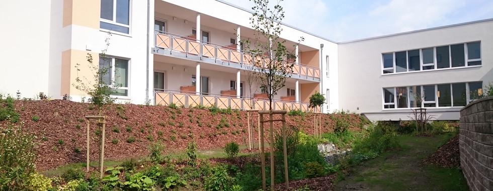 Altenpflegeheim in Bad Harzburg