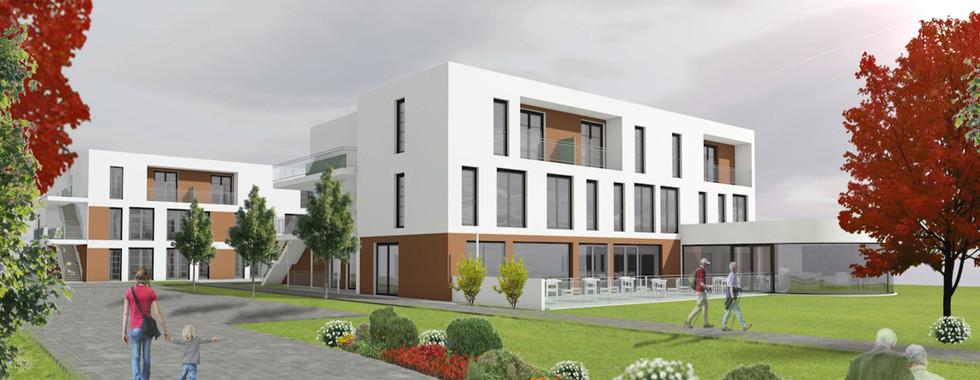 Das ideale Wohnquartier