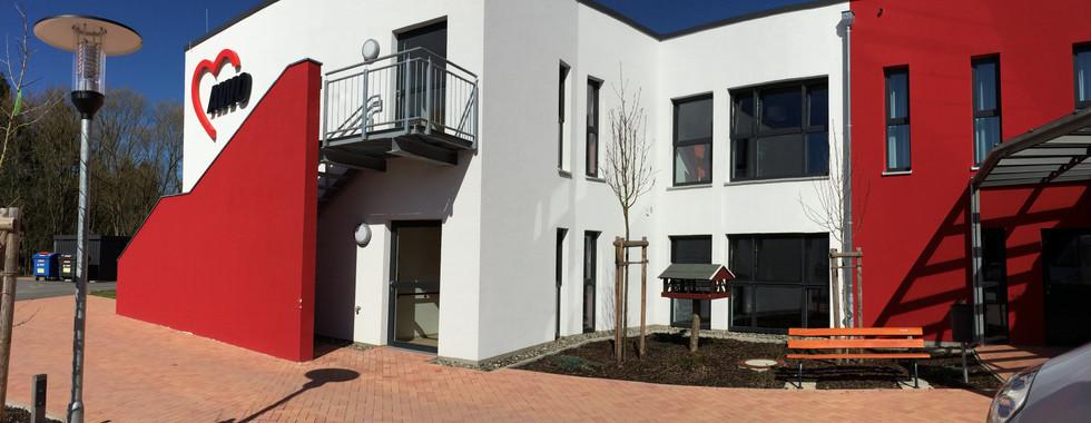 Altenpflegeheim in Hasselfelde