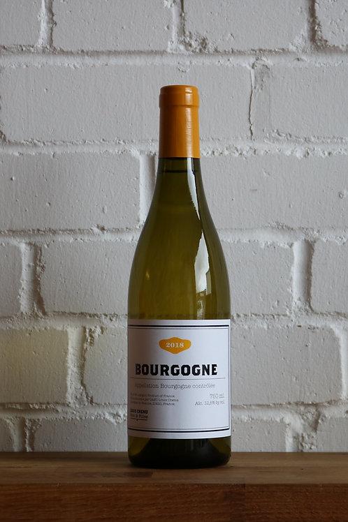 Bourgogne Blanc 2018, Louis Chenu Père et Filles