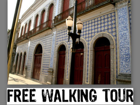 Walking tour Setembro Criativo