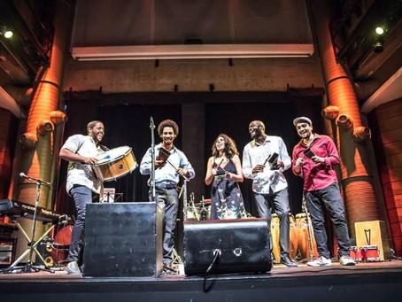 São Paulo - Batanga & Cia apresenta-se na Fiesta Latina do Bourbon Street