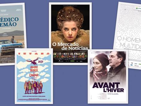 Programação de 07 a 13/08/2014 - Cinema do Miramar Shopping