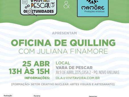 3º Vara Para Pescar Oportunidades - Cubatão - SP