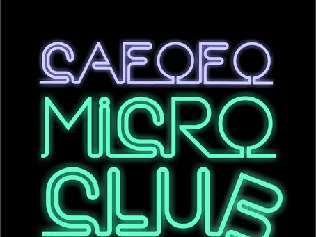 Cafofo MicroClub agita o Rooftop do Novotel
