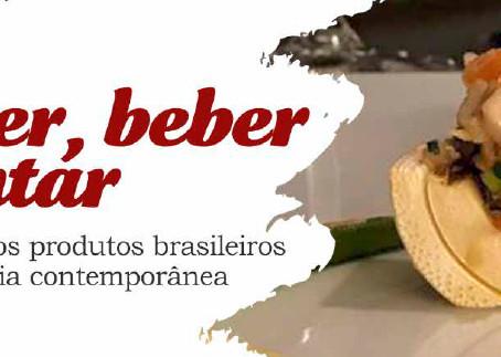 'Comer, beber e cantar' reúne três chefs no Estação Bistrô