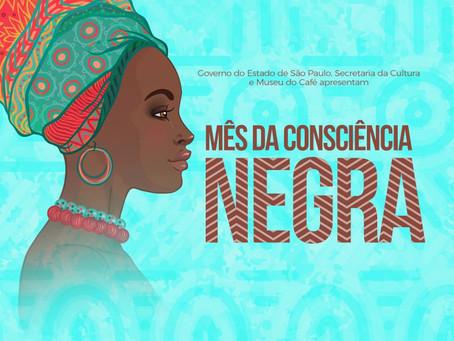 Dia da Consciência Negra no Museu do Café