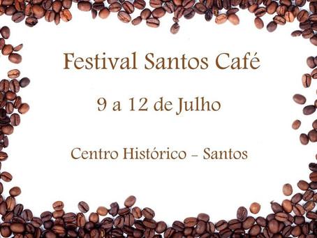 1° Festival Santos Café