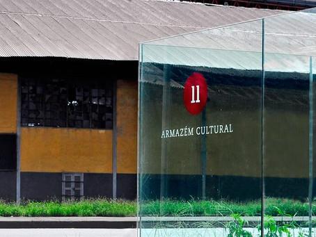 Armazém Cultural 11 inaugura mostra Netuno com visita guiada e bate-papo com curadores
