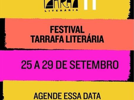11ª Edição da Tarrafa Literária