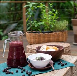 Oficinas gratuitas de culinária saudável  no Sesc em Bertioga