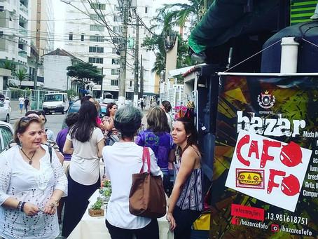 Bazar Cafofo - Edições Semanais em Setembro