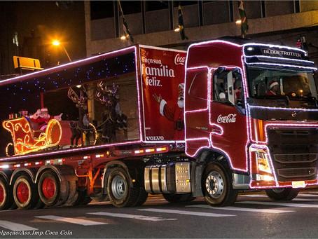 Caravana Coca Cola 2018