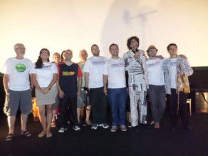 4º CineZen Natalino coroa quinto ano de atividades do CineZen Cultural.