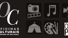 Oficinas Culturais abrem as inscrições para o quarto trimestre de 2014