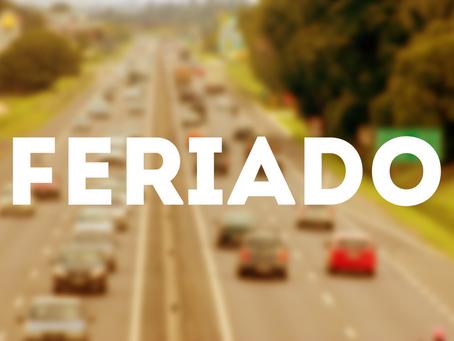 Feriado de Tiradentes - Expediente da Prefeitura