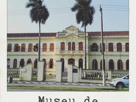 Museu de Pesca é o ponto de parada para visitação da Linha Conheça Santos