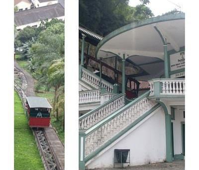 Monte Serrat é o ponto de parada da Linha Conheça Santos