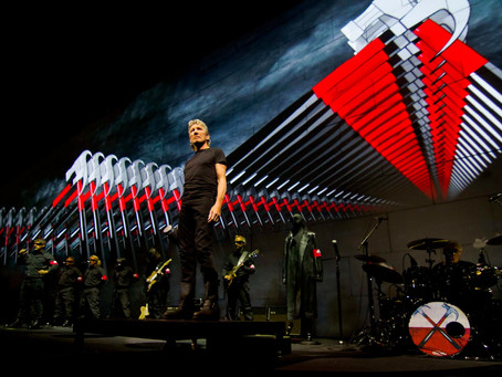 """Roger Waters: The Wall"" no Cine Roxy"