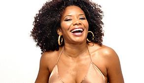 "Margareth Menezes canta ""Para Gil & Caetano"" no Sesc Santos"