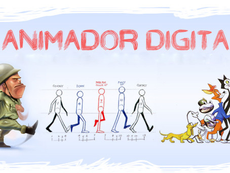 Curso de animação gratuito no Sesc Santos