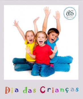 Programação Dia das Crianças no Shopping Pátio Iporanga