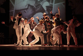 Balé da Cidade de Santos apresenta espetáculo Malandragem no Teatro Guarany