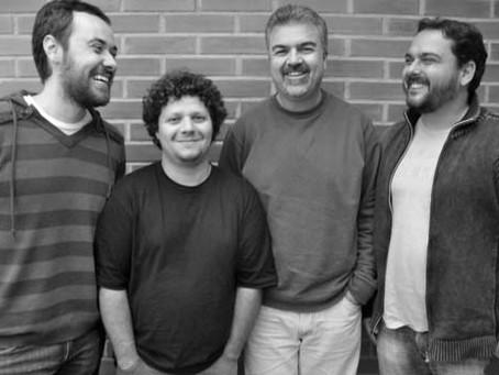 Show do Choro com o Grupo Caco de Vidro