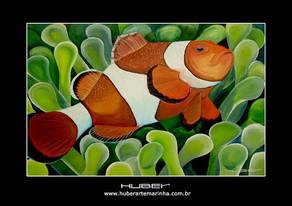 Exposição Cores do Mar - Por Alexandre Huber no Shopping Pátio Iporanga