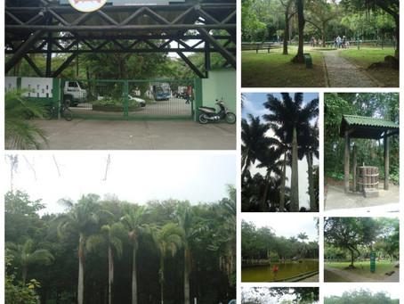 Inauguração do Complexo Arquitetônico do Jardim Botânico