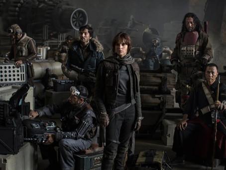 Pré-estreia de Rogue One: Uma História Star Wars