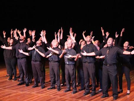 Encontro de Corais no Teatro Guarany
